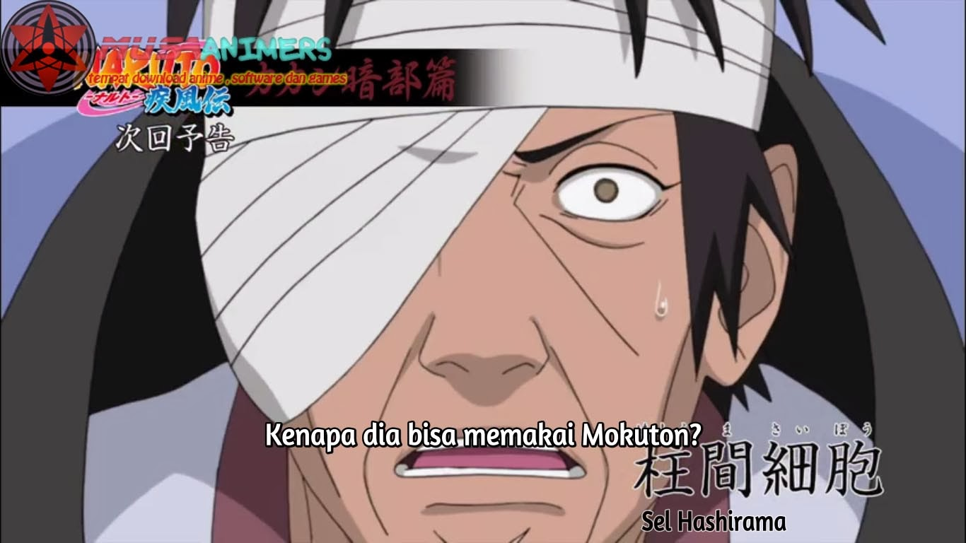 Download Naruto Shippuden Episode 351 Subtitle Indonesia