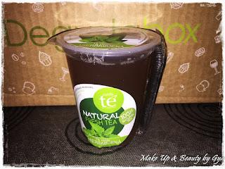 té cuidaté degustabox junio 2015
