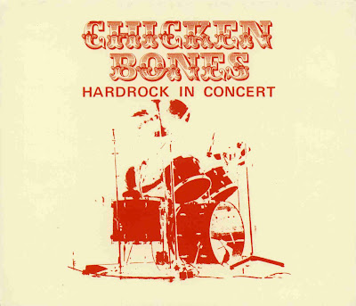 Chicken Bones - Hardrock In Concert (1975 High Energy German Hardrock With Great Guitars - Wave)