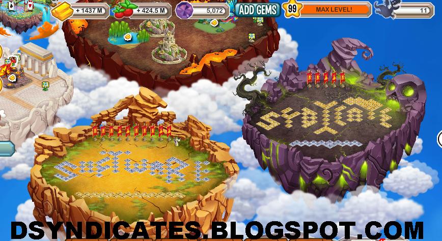 Dragon City Cheat Gem Hack May
