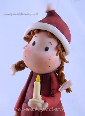 corsi di cake design natalizi: calendario novembre/dicembre 2013