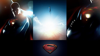 Man Of Steel Movie Poster 2013