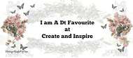 Create and inspire - favourite
