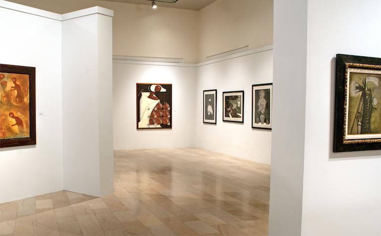 Ajiaco / Newark Museum-NJ / 2011