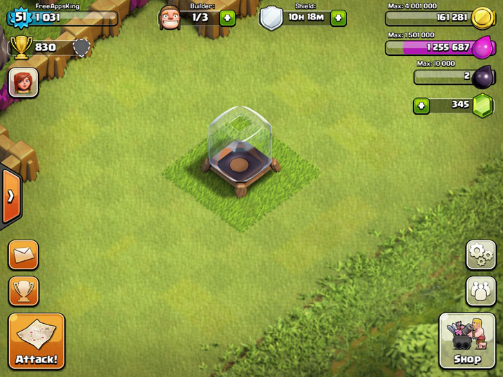 Dark Elixir Storage - Resources - Clash Of Clans Guide - FreeApps.ws