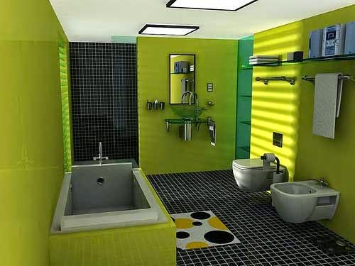 Gambar kamar mandi rumah minimalis terbaru
