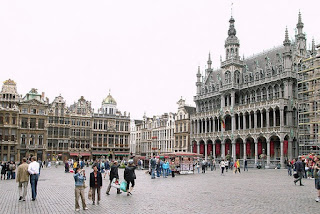 grand place Bélgica Bruselas
