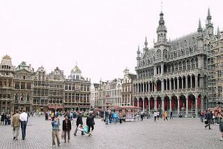 grand place Bélgica Bruselas