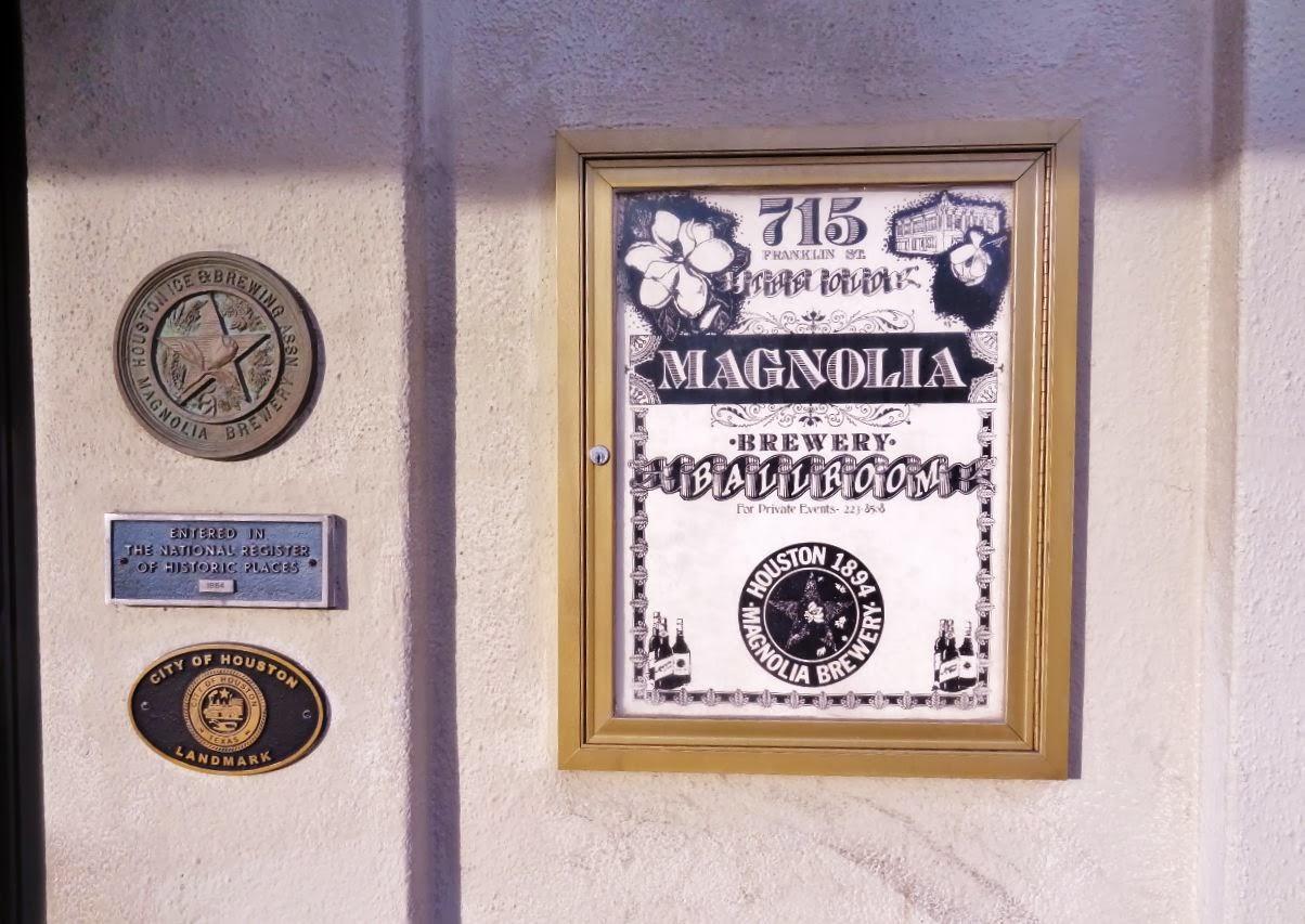 Magnolia Tea Room In Houston