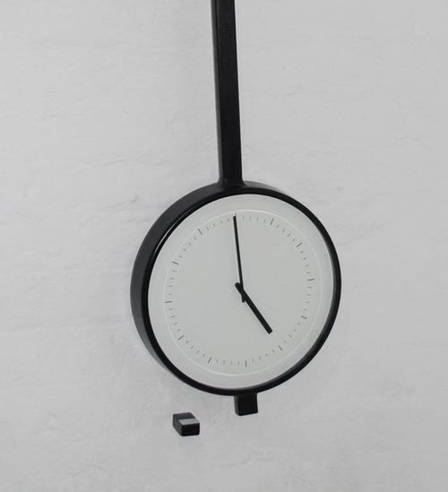 Home Decoration Pendola the Pendulum Clock Design