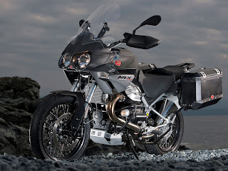 2013 Moto Guzzi Stelvio 1200 NTX motorcycle photos 5