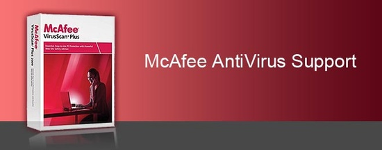 how to delete all mcafee files