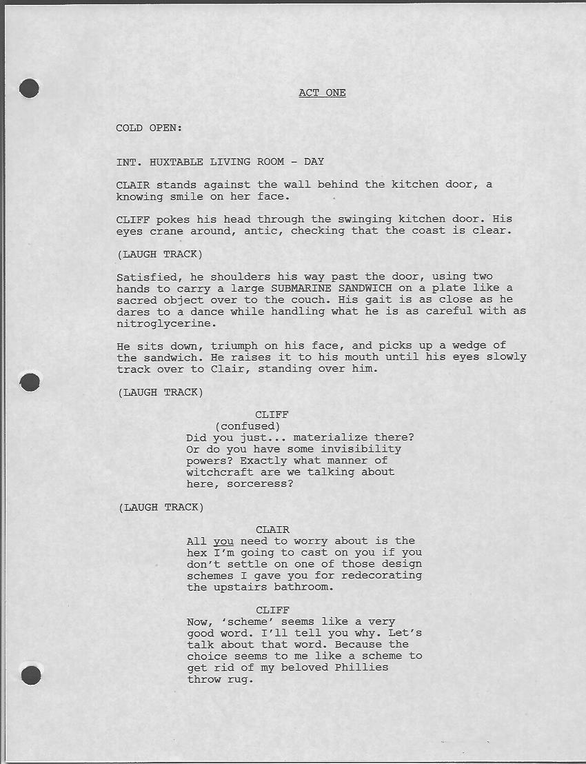 the cosby show script pdf