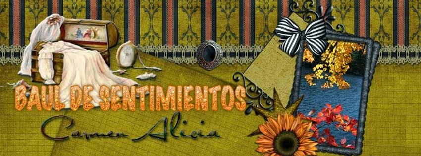 BAÚL DE SENTIMIENTOS...Por Carmen Alicia