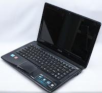 jual Laptop Gaming Core i3 Asus K42J (2nd)