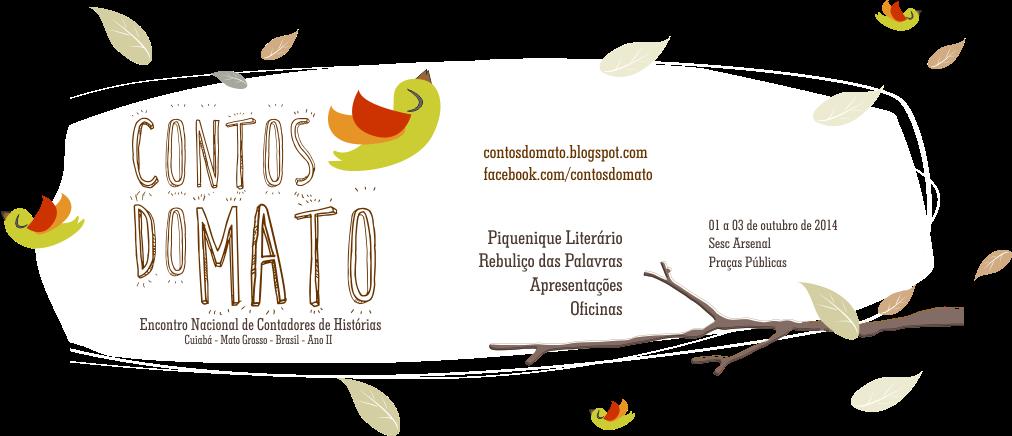 Encontro Nacional de Contadores de Histórias - Cuiabá/MT