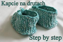 Kurs Step by Step Kapcie na drutach
