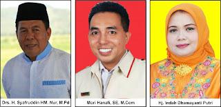 DPD PKS Usulkan Tiga Nama Bakal Cabup Bima