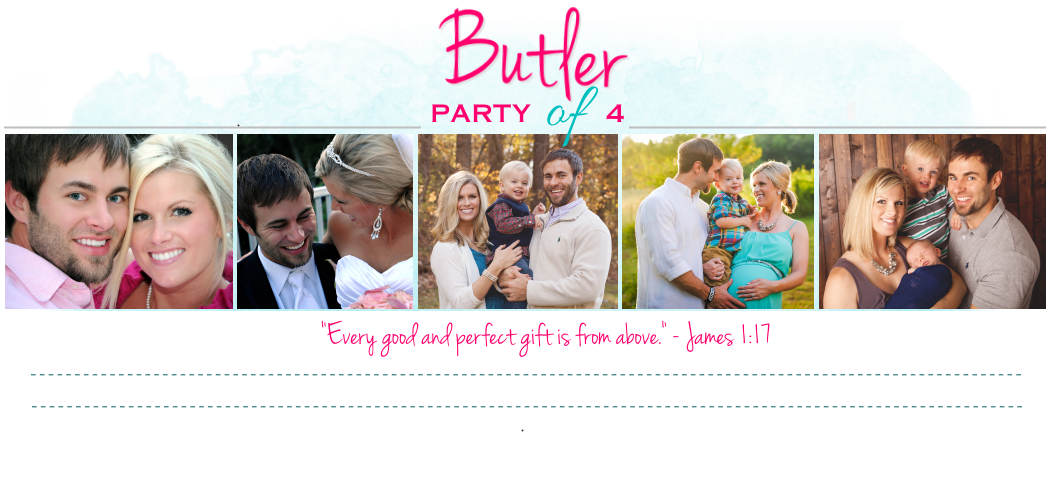 Butler, Party of 4
