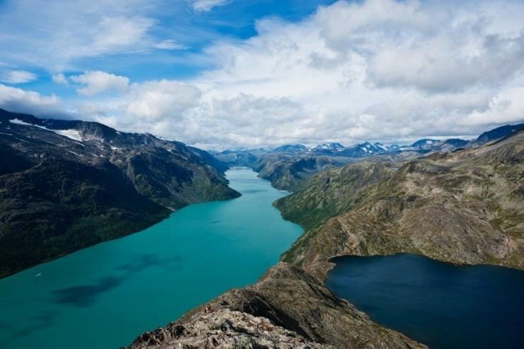 7. Besseggen Ridge, Jotunheimen - Top 10 Things to See and Do in Norway