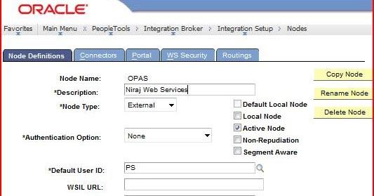 Integration broker untrusted server certificate chain