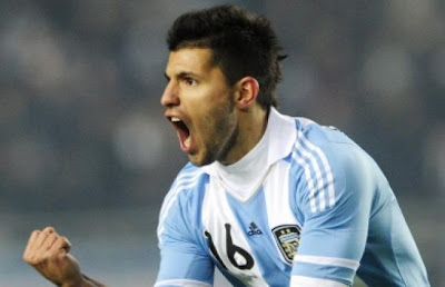Sergio Aguero wallpapers-Club-Country
