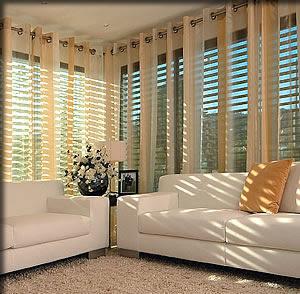 Decorar com alma decora ao de interiores cortinados modelos e solu es ideias para - Cortinados modernos ...
