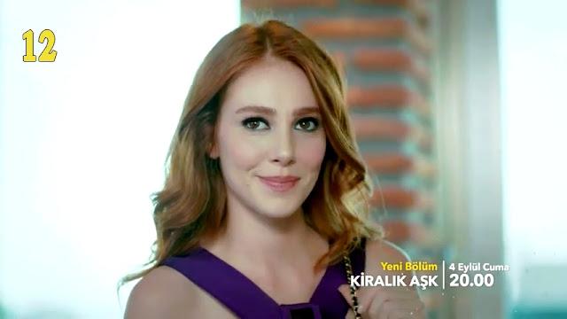 مسلسل حب للايجار Kiralık Aşk إعلان الحلقة 12 مترجمة للعربية HD