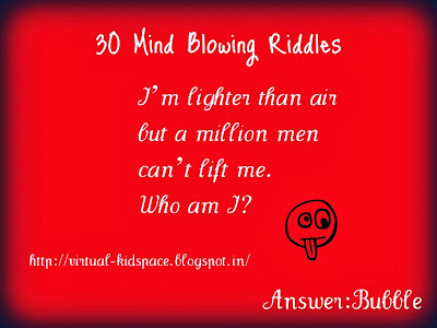 30 Mind Blowing Riddles