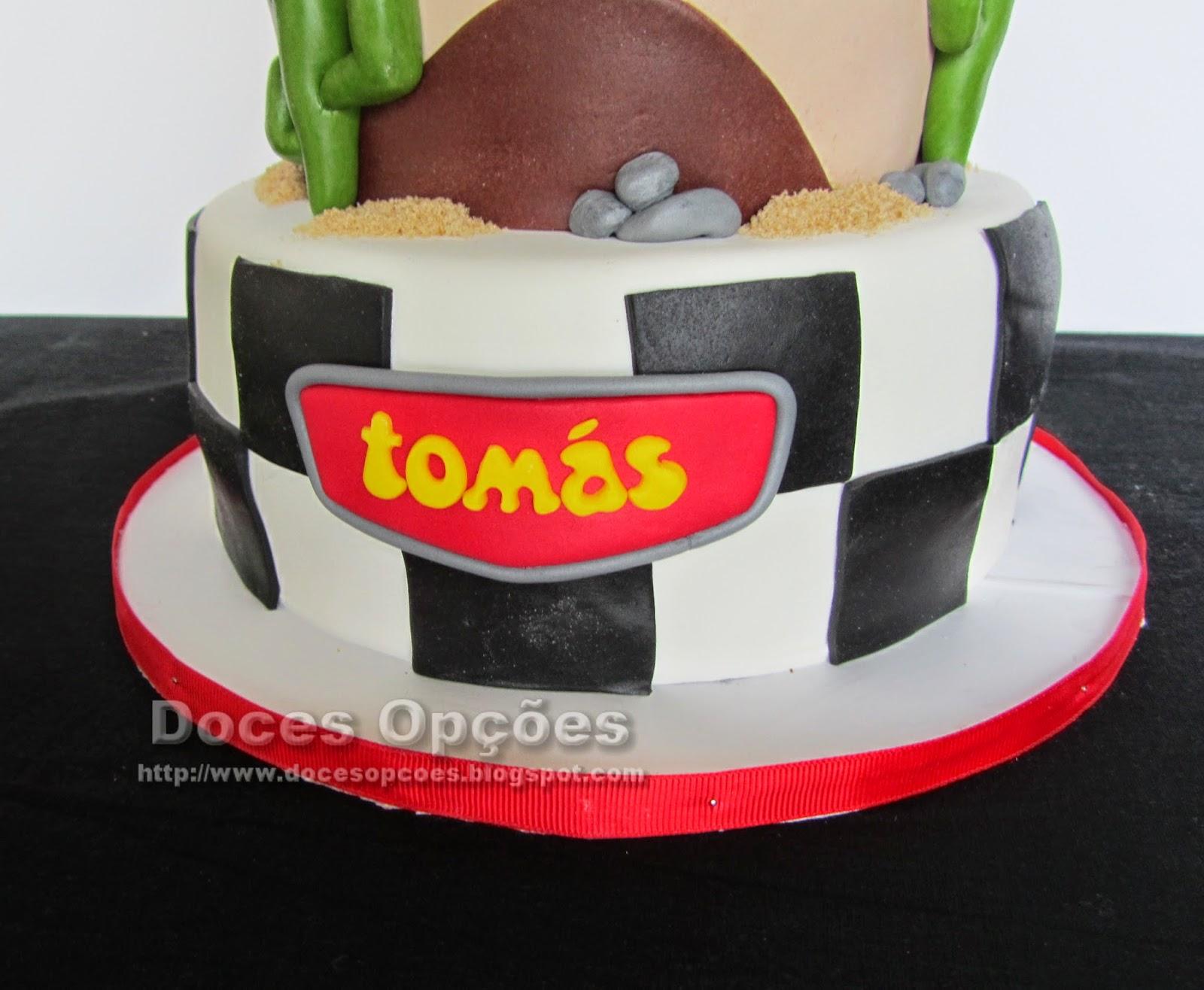 bolos carro corridas
