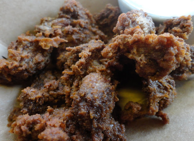 how to cook chicken livers and gizzards