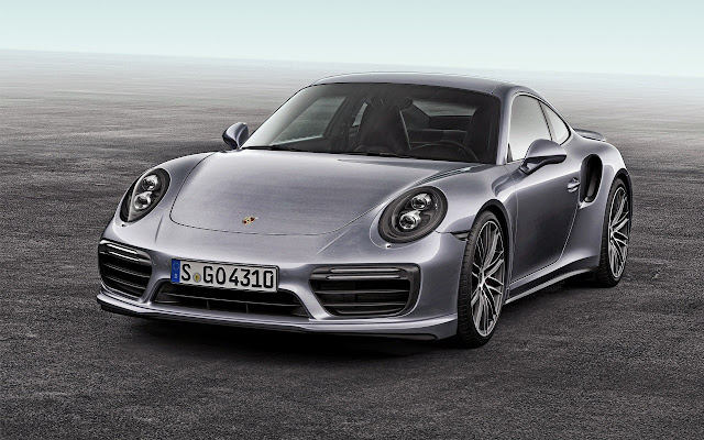 Porsche Turbo S Coupet Wallpapers