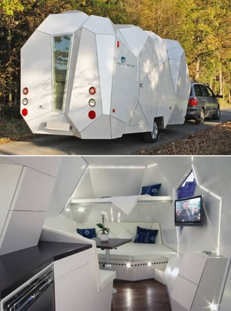 Coolest Travel Trailers