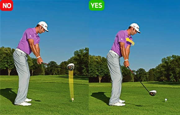 Matt Christian Golf : Here's a simple way to start your ...
