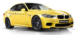 BMW M3 2014: Specifications revealed
