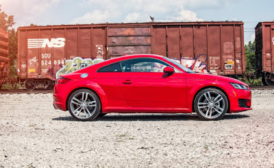 2016 Audi TT Coupe Concept Review