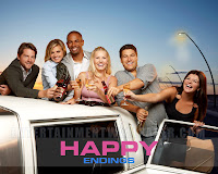 Happy Endings American TV Sitcom |  Happy Endings Happy Rides - ABC Studios Sony Pictures Television