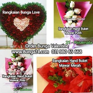 Gambar Bunga Mawar Valentine