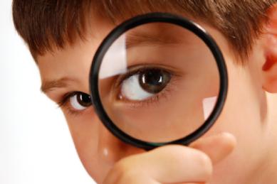 Improve Child's Vision
