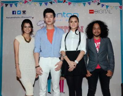 Malaysia, Berita, Gossip, Selebriti, Artis Malaysia, Pelakon Korea, Kim Jin Sung, Belajar, Bahasa Melayu,