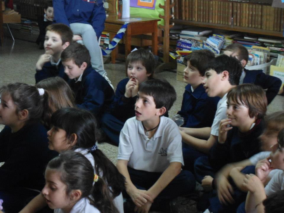 Colegio Don Orione Mar Del Plata Visita Colegio Don Orione-mar