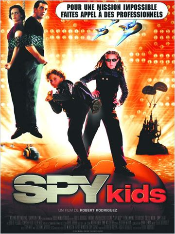 Regarder Spy Kids en streaming