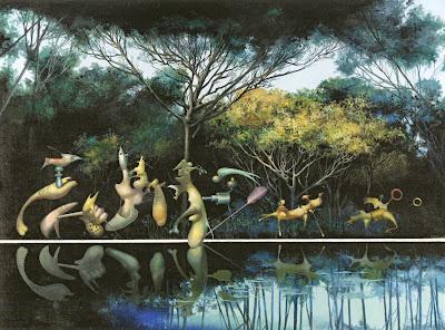 Jules Perahim - Passeggiata su una linea convenzionale (1986)