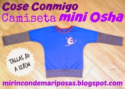 CC mini osha de Mrdm