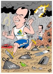 Tocha  Olímpica II