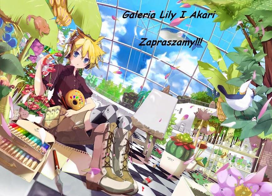 Galeria Lily-chan i Akari-chan