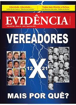 Capa 2ª edição - Jul/Ago 2011