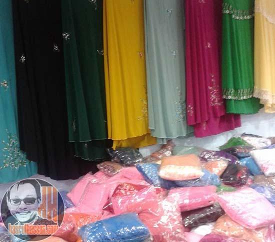 Tips Beli Belah Pasar Kemboja Parit Buntar