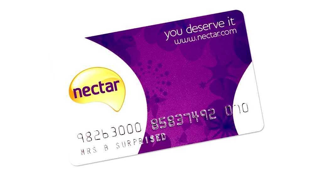 Nectar loyalty card colourmoves