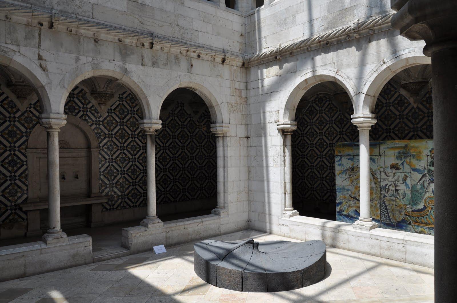 Tile Museum Portugal : Iolanda andrade the national tile museum lisbon